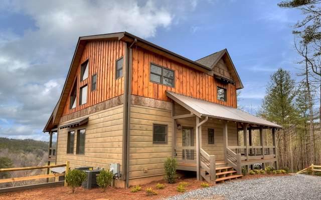 LT 41 Staurolite Mountain, Blue Ridge, GA 30513 (MLS #303552) :: Path & Post Real Estate