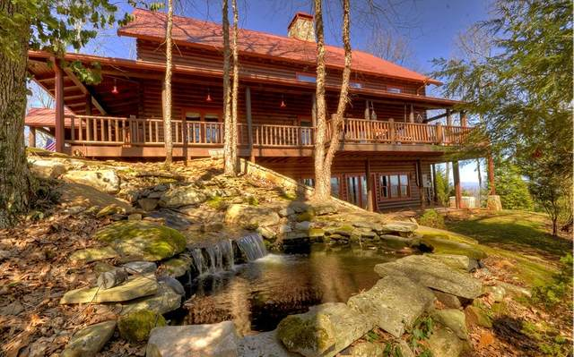 62 Old Covered Bridge, Cherry Log, GA 30522 (MLS #303625) :: RE/MAX Town & Country