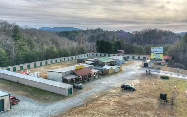 6850 Appalachian Hwy, Blue Ridge, GA 30513 (MLS #303658) :: RE/MAX Town & Country
