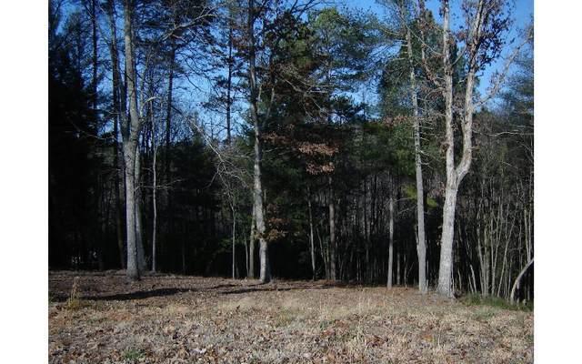 LT 2 Vista Heights, Ellijay, GA 30540 (MLS #303866) :: Path & Post Real Estate