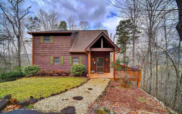 4808 Hightower Overlook, Hiawassee, GA 30546 (MLS #303915) :: Path & Post Real Estate