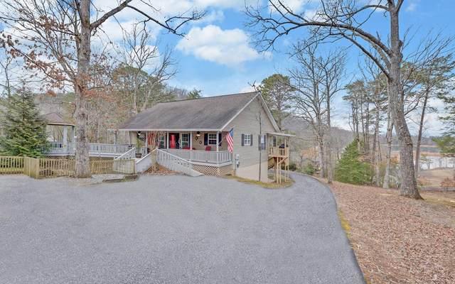 95 Windjammer Drive, Hiawassee, GA 30546 (MLS #304088) :: Path & Post Real Estate