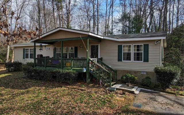 60 Ocoee Trail, Blue Ridge, GA 30513 (MLS #304900) :: Path & Post Real Estate
