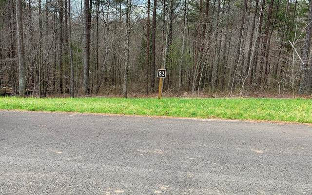LT 82 Linger Longer, Ellijay, GA 30536 (MLS #305523) :: Path & Post Real Estate