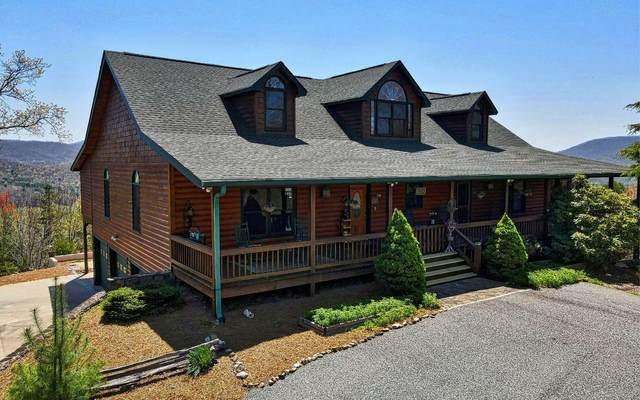 534 Shepherds Ridge, Morganton, GA 30560 (MLS #306040) :: RE/MAX Town & Country