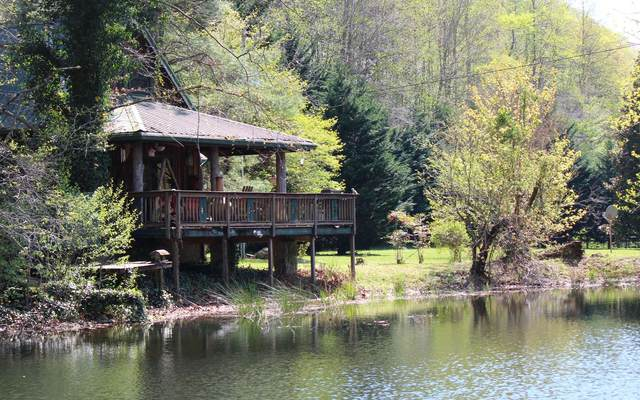 263 Cold Spring Lane, Hayesville, NC 28904 (MLS #306169) :: Path & Post Real Estate