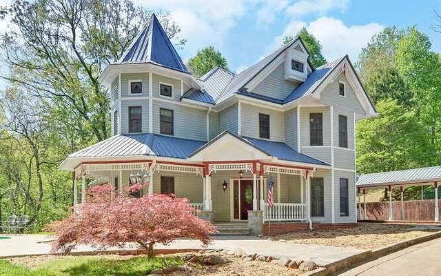 366 Wood Oak Trail, Ellijay, GA 30540 (MLS #306554) :: RE/MAX Town & Country