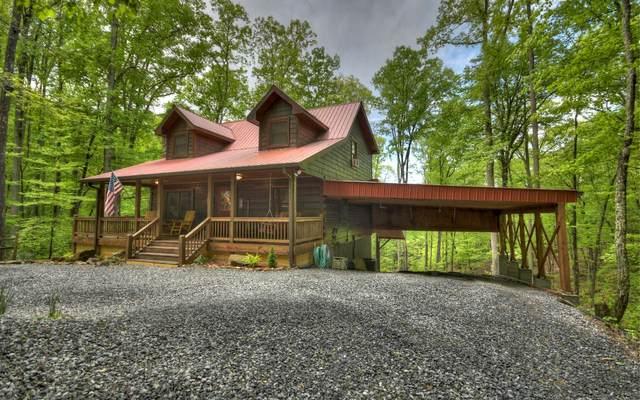 121 Wild Turkey Trail, Morganton, GA 30560 (MLS #306667) :: Path & Post Real Estate