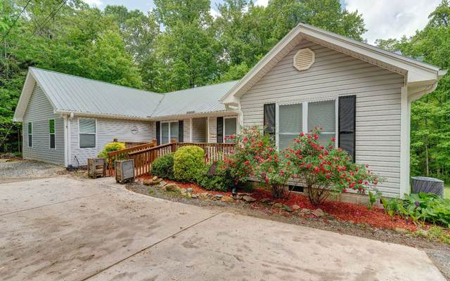 624 Raven Cliff Road, Ellijay, GA 30175 (MLS #306703) :: RE/MAX Town & Country