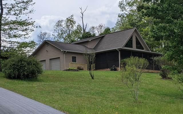 78 Mac Court, Mineral Bluff, GA 30559 (MLS #307813) :: RE/MAX Town & Country