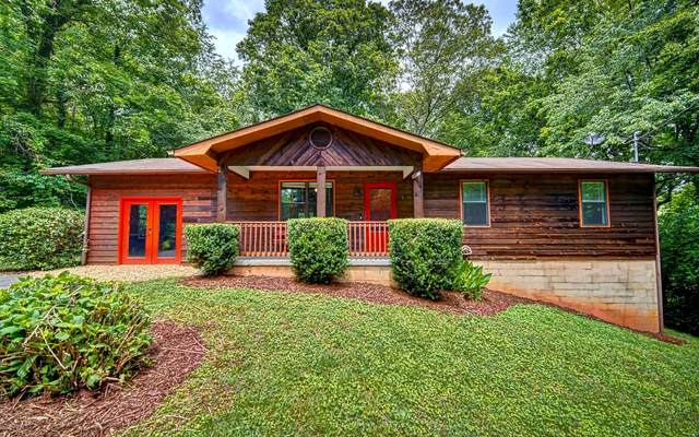505 Forge Mill Rd, Morganton, GA 30560 (MLS #307823) :: RE/MAX Town & Country