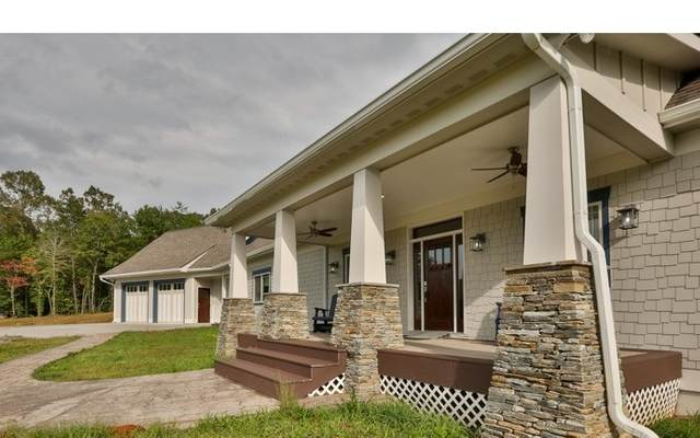 1545 Damascus Road, Blue Ridge, GA 30513 (MLS #309194) :: RE/MAX Town & Country