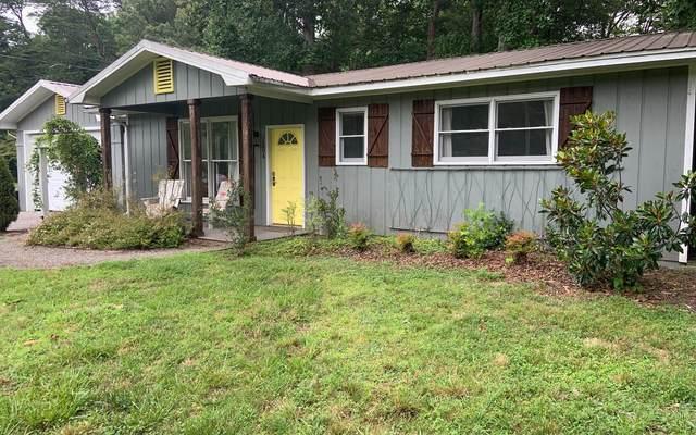 1204 Dogwood Trail, Hiawassee, GA 30546 (MLS #309270) :: RE/MAX Town & Country