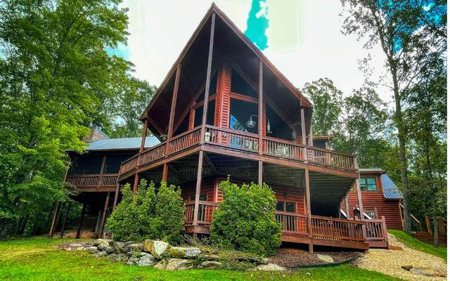 Mineral Bluff, GA 30559 :: RE/MAX Town & Country