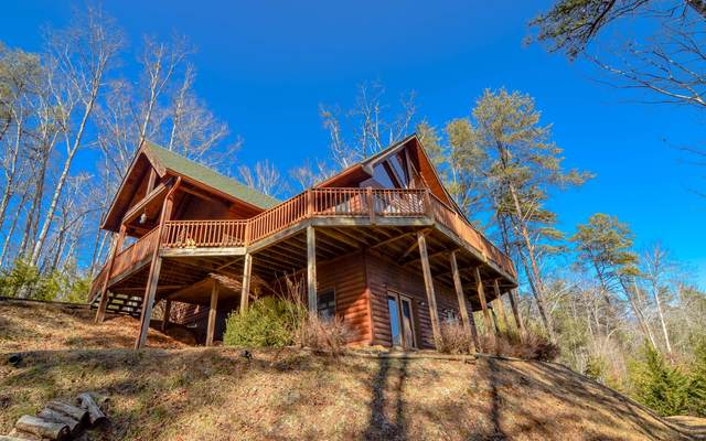 72 Bear Cub Path, Hayesville, NC 28904 (MLS #311511) :: RE/MAX Town & Country