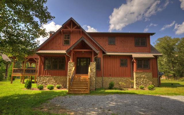 1925 Hogback Drive, Blue Ridge, GA 30513 (MLS #271105) :: RE/MAX Town & Country