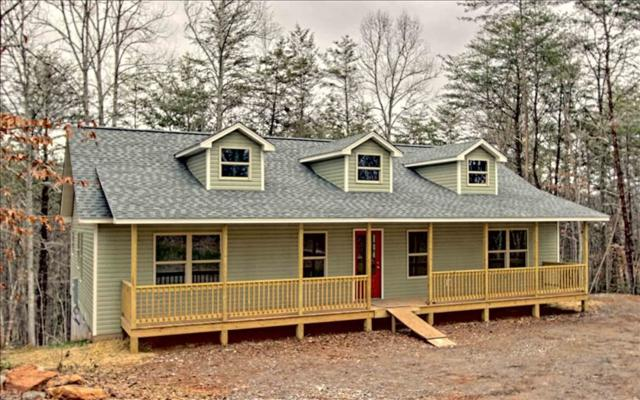 215 Foothills Trail, Blairsville, GA 30512 (MLS #271478) :: RE/MAX Town & Country