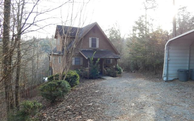 2115 Ivy Mountain Road, Hiawassee, GA 30546 (MLS #273461) :: RE/MAX Town & Country