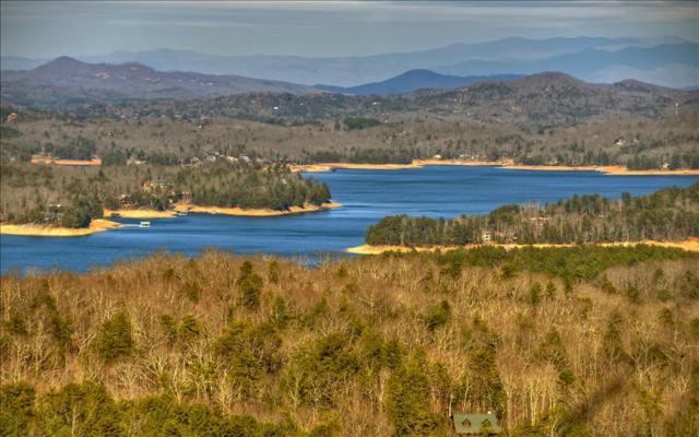 L-17 Ridges Over The Lake, Blue Ridge, GA 30513 (MLS #273876) :: RE/MAX Town & Country