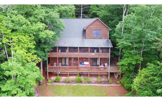 1850 Pine Ridge Trail, Hiawassee, GA 30546 (MLS #275819) :: RE/MAX Town & Country