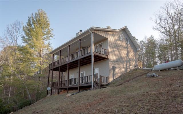 46 Sequoya Trail, Blairsville, GA 30512 (MLS #276156) :: RE/MAX Town & Country
