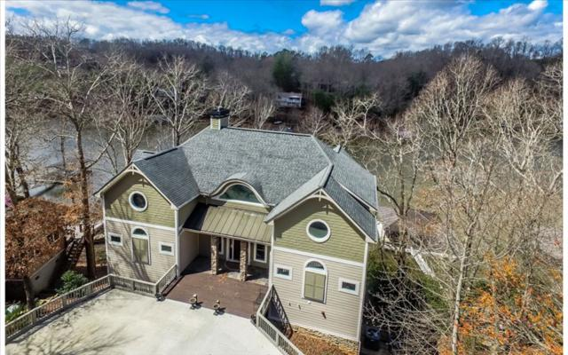 265 Hidden Cove Crossovr, Hayesville, NC 28904 (MLS #276271) :: RE/MAX Town & Country