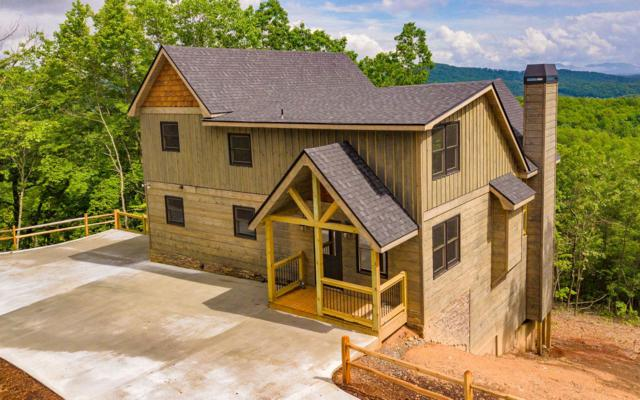 4 Stuart View Drive, Mineral Bluff, GA 30559 (MLS #276482) :: RE/MAX Town & Country