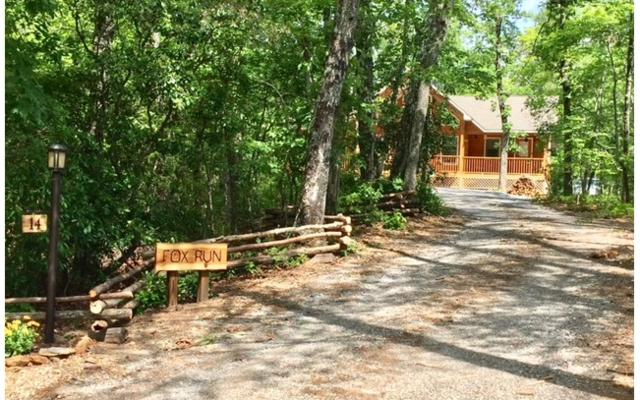 14 Mission Ridge Ct, Hayesville, NC 28904 (MLS #276963) :: RE/MAX Town & Country