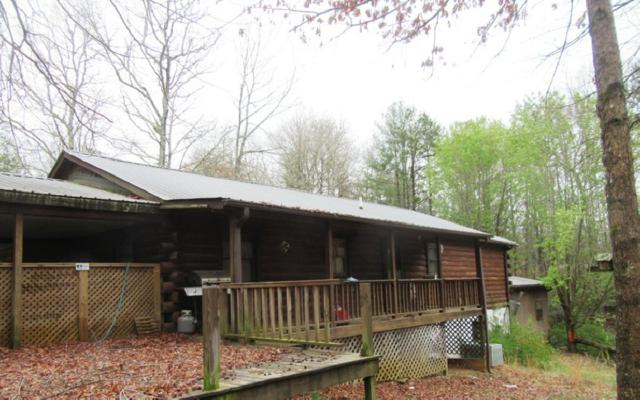 375 Lofty Heights, Mineral Bluff, GA 30559 (MLS #278262) :: RE/MAX Town & Country
