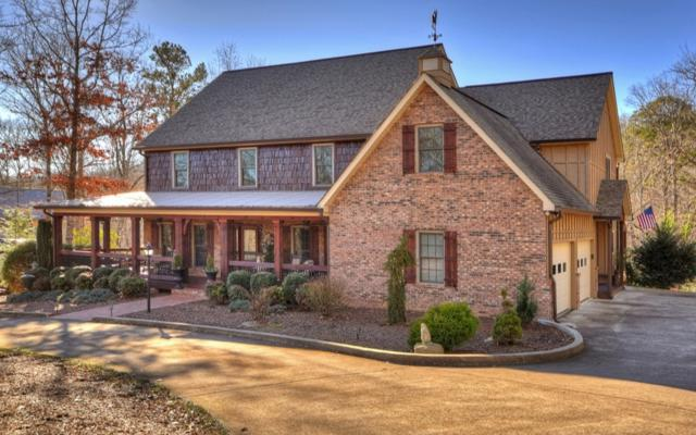 2545 Mountain Tops Rd, Blue Ridge, GA 30513 (MLS #284545) :: RE/MAX Town & Country