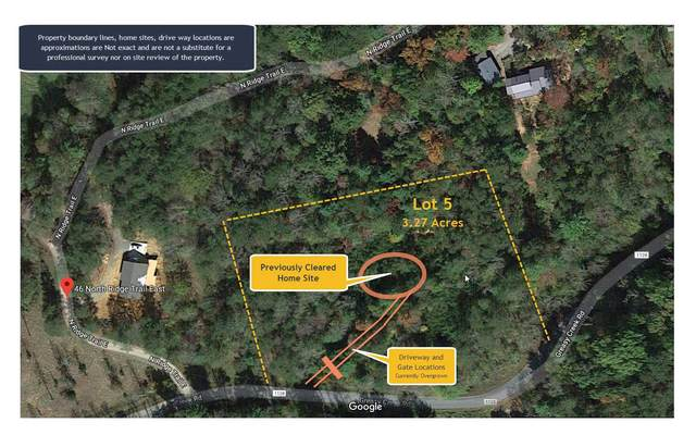 LT5 Greasy Creek Rd, Brasstown, NC 28902 (MLS #286083) :: RE/MAX Town & Country