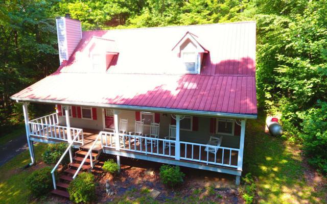 2101 Ivy Mountain Road, Hiawassee, GA 30546 (MLS #287757) :: RE/MAX Town & Country