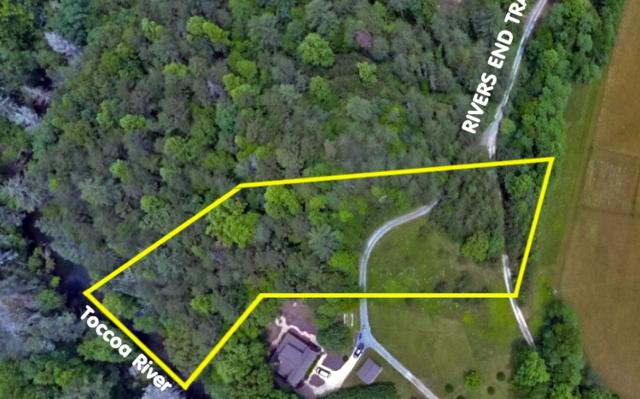 LOT 5 Rivers End Trail, Suches, GA 30572 (MLS #288406) :: RE/MAX Town & Country