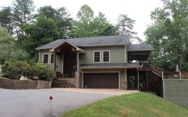 53 Breezy Brook Lane, Hayesville, NC 28904 (MLS #289661) :: RE/MAX Town & Country