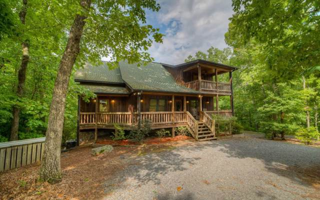 185 Rooks Road, Mineral Bluff, GA 30559 (MLS #290413) :: RE/MAX Town & Country
