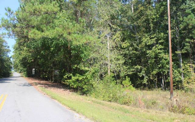 0 Old Highway 411, Chatsworth, GA 30705 (MLS #291877) :: RE/MAX Town & Country