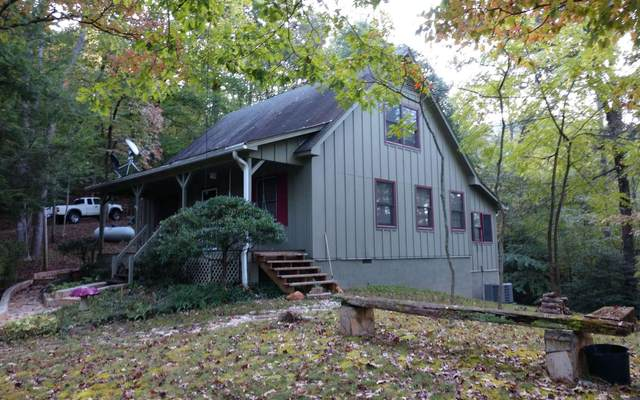 124 Cold Branch Lane, Hayesville, NC 28904 (MLS #292676) :: RE/MAX Town & Country