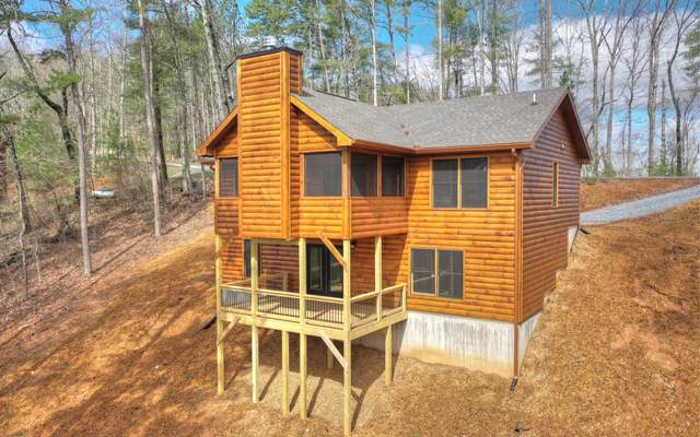 200 Fleur Lane, East Ellijay, GA 30540 (MLS #294379) :: RE/MAX Town & Country