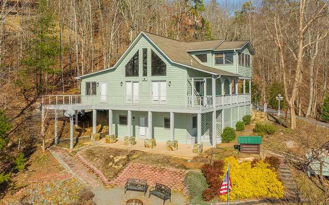 786 Five Forks Drive, Murphy, NC 28906 (MLS #294642) :: RE/MAX Town & Country