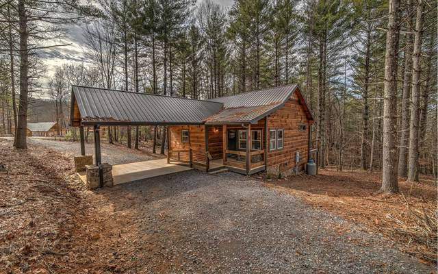 206 Winding Brook Trail, Blue Ridge, GA 30513 (MLS #294844) :: RE/MAX Town & Country