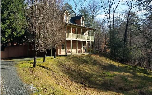 45 Oak Ridge Court, Ellijay, GA 30540 (MLS #295195) :: RE/MAX Town & Country