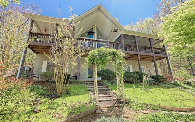 1086 Coon Cove Road, Hiawassee, GA 30546 (MLS #296646) :: RE/MAX Town & Country