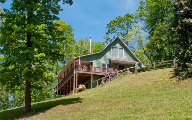 419 Shepherd Drive, Hayesville, NC 28904 (MLS #296659) :: RE/MAX Town & Country