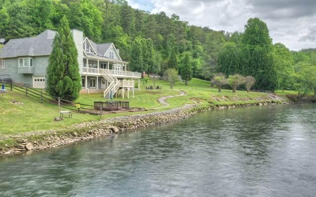 475 Toccoa River Lane, Mineral Bluff, GA 30559 (MLS #297557) :: Path & Post Real Estate