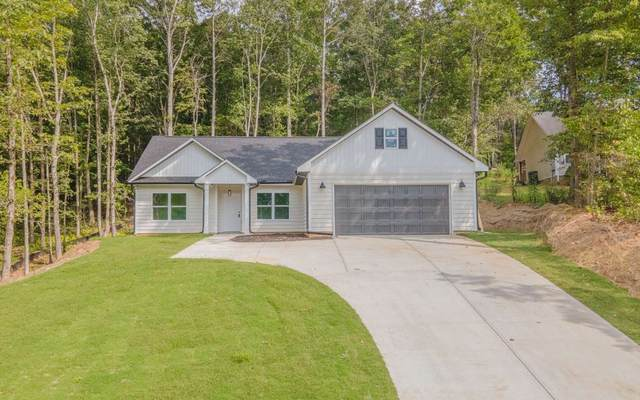 53 Tilly Lane, Ellijay, GA 30540 (MLS #297628) :: RE/MAX Town & Country