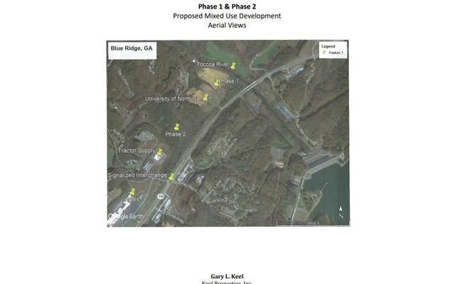 9 To Be Named, Blue Ridge, GA 30513 (MLS #297661) :: Path & Post Real Estate