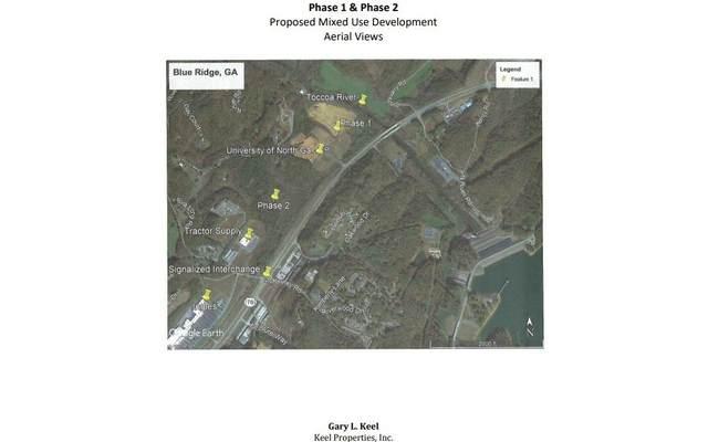12 To Be Named, Blue Ridge, GA 30513 (MLS #297665) :: Path & Post Real Estate