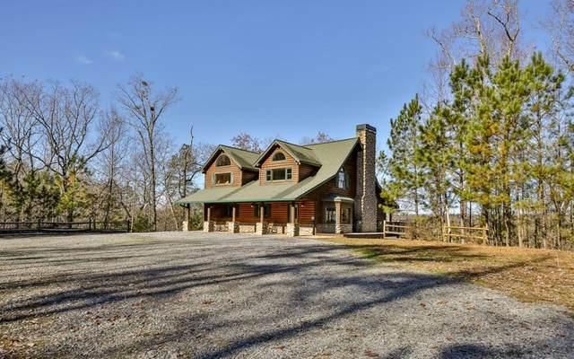 394 Lake Forest Drive, Ellijay, GA 30540 (MLS #302529) :: Path & Post Real Estate