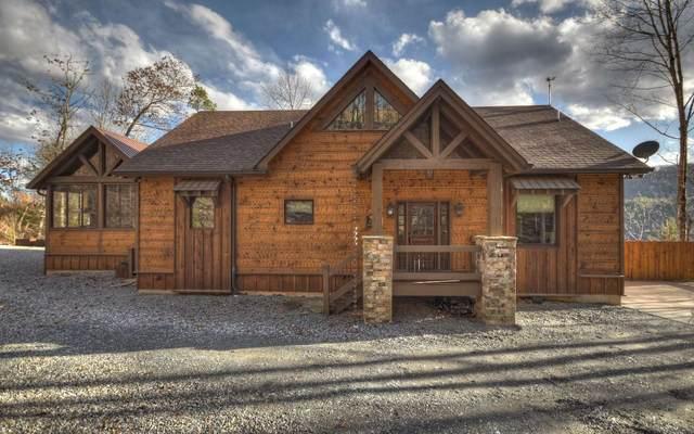 436 Geronimo Road, Blue Ridge, GA 30513 (MLS #303387) :: Path & Post Real Estate