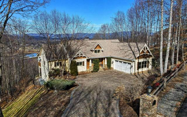 1124 Forest View Dr., Hiawassee, GA 30546 (MLS #303469) :: Path & Post Real Estate